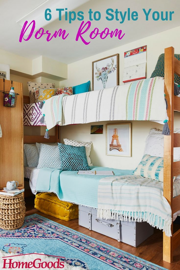 Looking For Tips And Small E Ideas On How To Make Your Dorm Room Extra Fashionable