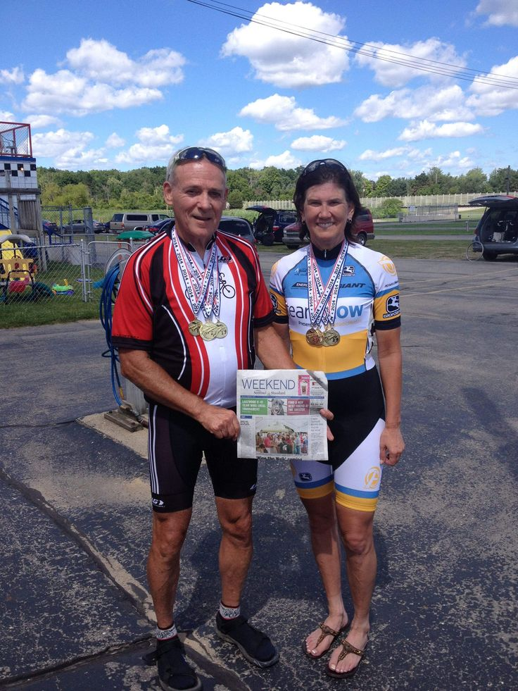 Two Ionia County residents recently participated in the