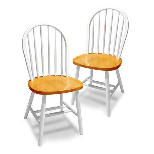 Winsome Wood Windsor Chair, Set Of Two