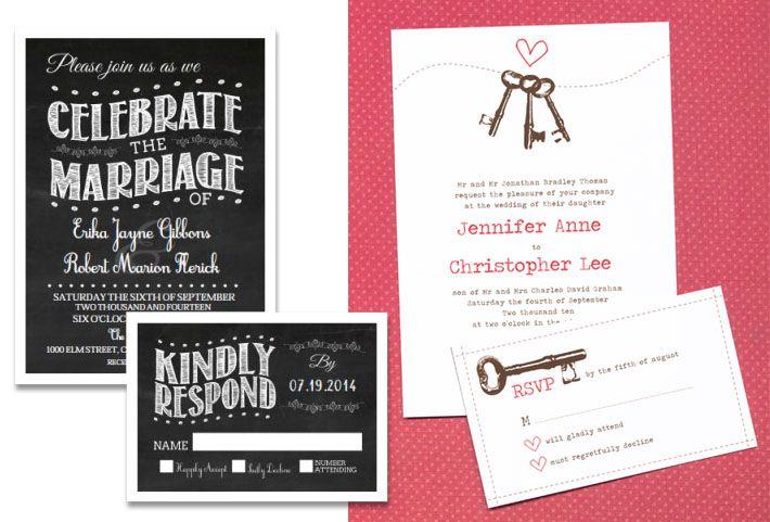 Convites de Casamento   Modelos para baixar