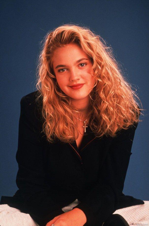 Drew Barrymore C 1989 80s Nostalgia Drew Barrymore
