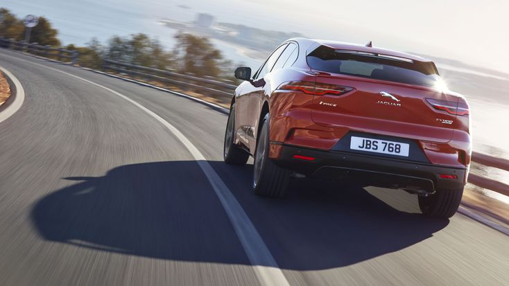 Jaguar I-Pace launch brings a new Tesla Model X rival to the all-electric SUV arena