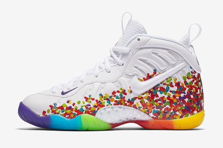 Nike Little Posite Pro 'Fruity Pebbles'