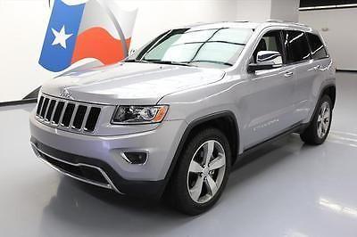eBay: 2014 Jeep Grand Cherokee 2014 JEEP GRAND CHEROKEE LTD SUNROOF NAV REAR CAM 33K #433546 Texas Direct Auto #jeep #jeeplife