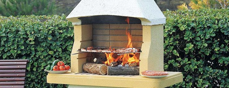 Barbacoas y hornos de leña, de gas, metalicos - Barbacoas y Hornos Pio