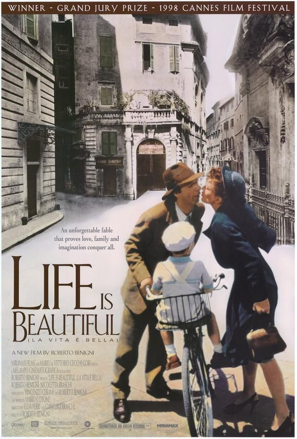 12 Best Foreign Movies Of All Time That Will Expand Your Worldview-1. Life Is Beautiful, Italy (1997): Make The Most Of Life
