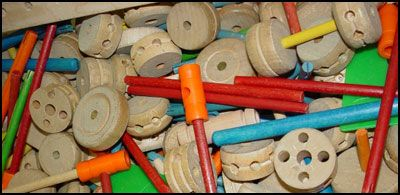 Tinker ToysTinkertoy, Remember, Childhood Memories, Tinker Toys, Buildings, Kids, Golden Age, Lego, Lincoln Logs
