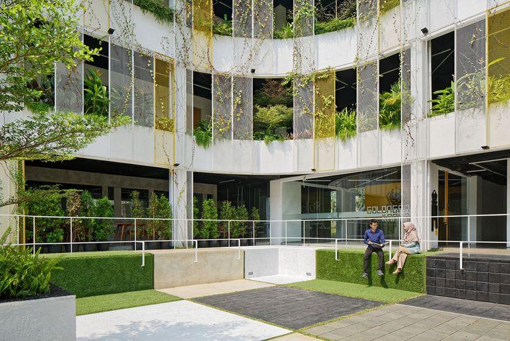 Gallery of Golkar Jakarta Office / Delution Architect - 23