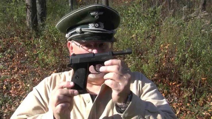 Germanys P 38 P 1 Pistol