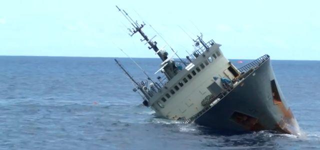 """Un'avventura straordinaria si è conclusa drammaticamente lunedì: il capitano di una nave da pesca di frodo, la """"Thunder"""", è stato inseguito da un gruppo di attivisti per più di tre mesi. L'inseguimento è partito dal Mare di Ross, nell'Antartico, fino alla costa occidentale dell'Africa. Secondo gli attivisti, l'equipaggio della """"Thunder"""" avrebbe poi preferito addirittura affondare la propria nave, cercando di evitare così l'arresto per il carico illegale di pesce."""