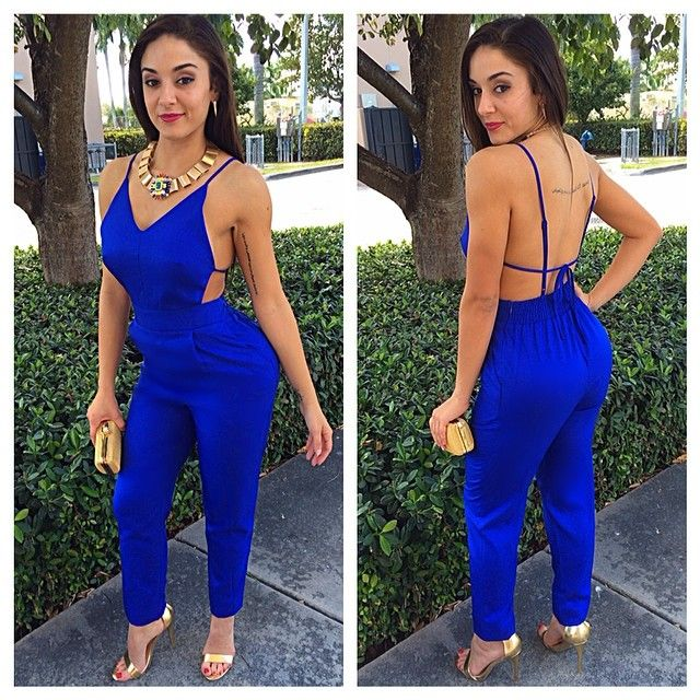 181 best Jumpsuit images on Pinterest