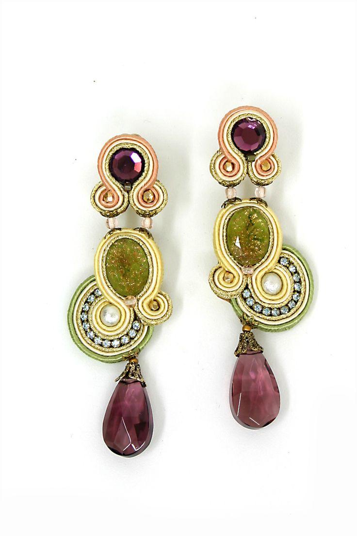 earrings : Scheherazade - Dori Scengeri