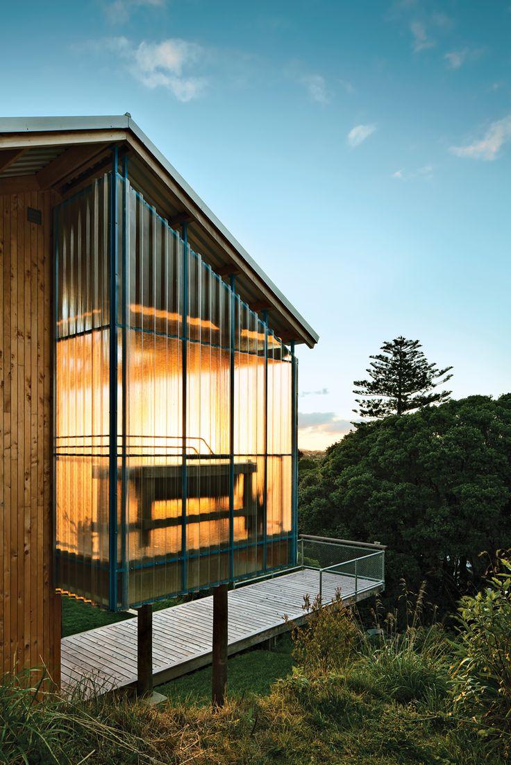 221 best New Zealand Summer Houses images on Pinterest ...