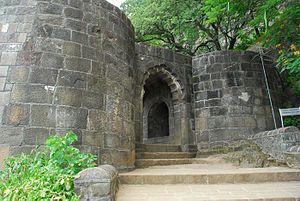 #ShivneriFort :- It is the bithplace of Chhatrapati Shivaji Maharaj, the founder of #Maratha Empire. It is located near Mumbai in Junnar , Pune District, Maharashtra, India.