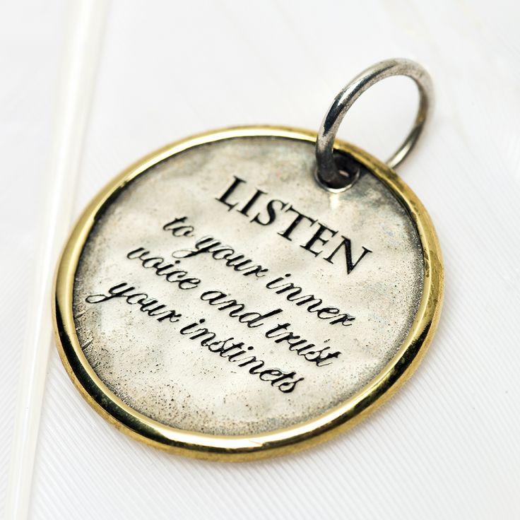 Listen charm