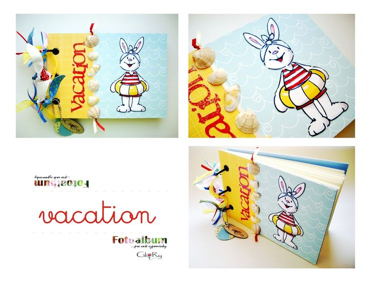 "Fotoalbum ,,Vacation\"""