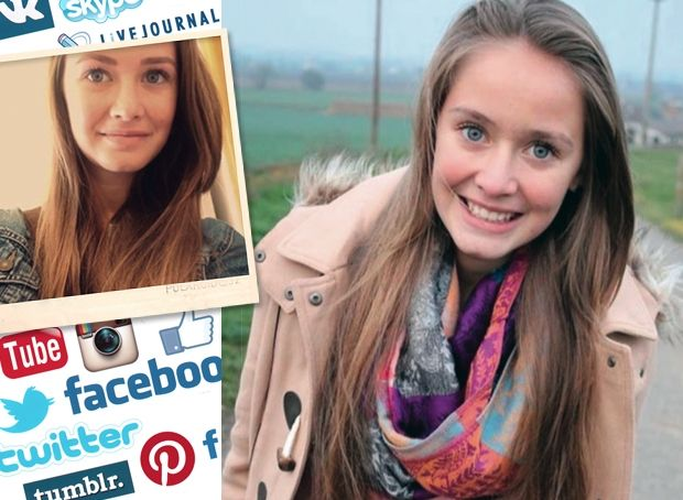 Kristina moest afkicken van social media. Foto: Fashionista
