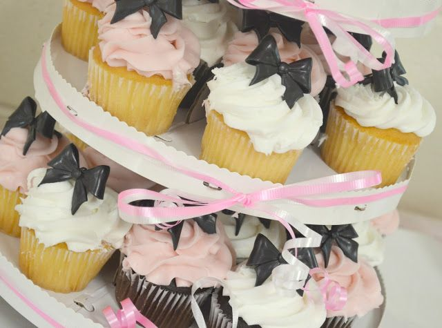 Pink Tulle Baby Shower