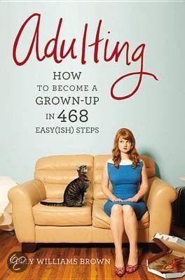 bol.com | Adulting, Kelly Williams Brown | 9781455516902 | Boeken