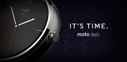 Moto 360 Smarwatch http://droidcellphone.com/moto360-smartwatch-by-motorola-coming-in-summer-google-smart-watch-arrives/