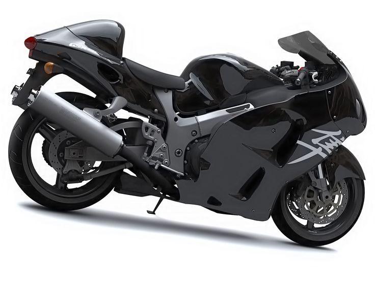 Suzuki Hayabusa......I want one!