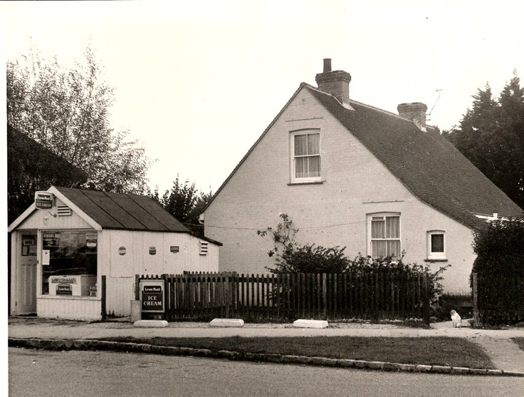 my Grandparents shop 1960's selsey
