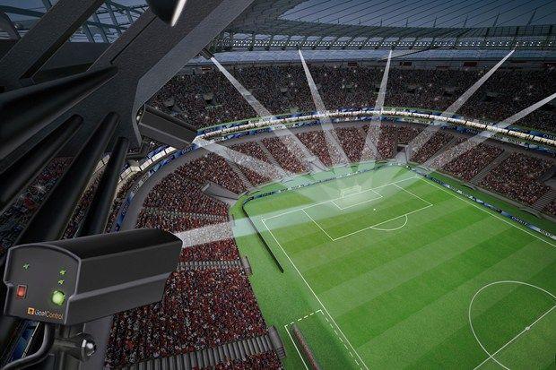 ブラジルW杯の最新テクノロジー10選 «  WIRED.jp