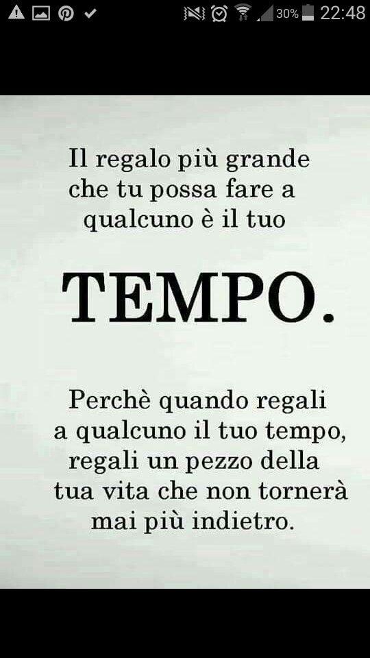 Reading italiano il tempo