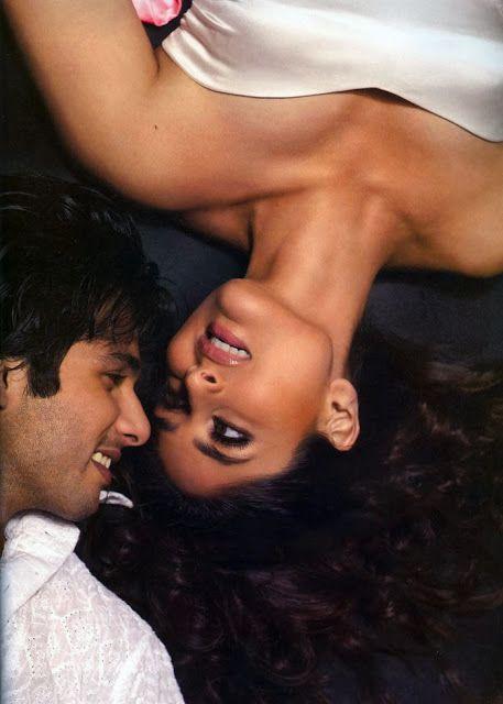 Unseen Secret Pic of Kareena and Shahid Kapoor