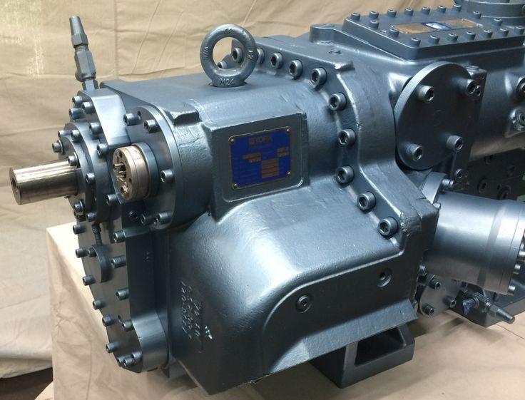 Sabroe S83 Industrial Compressor