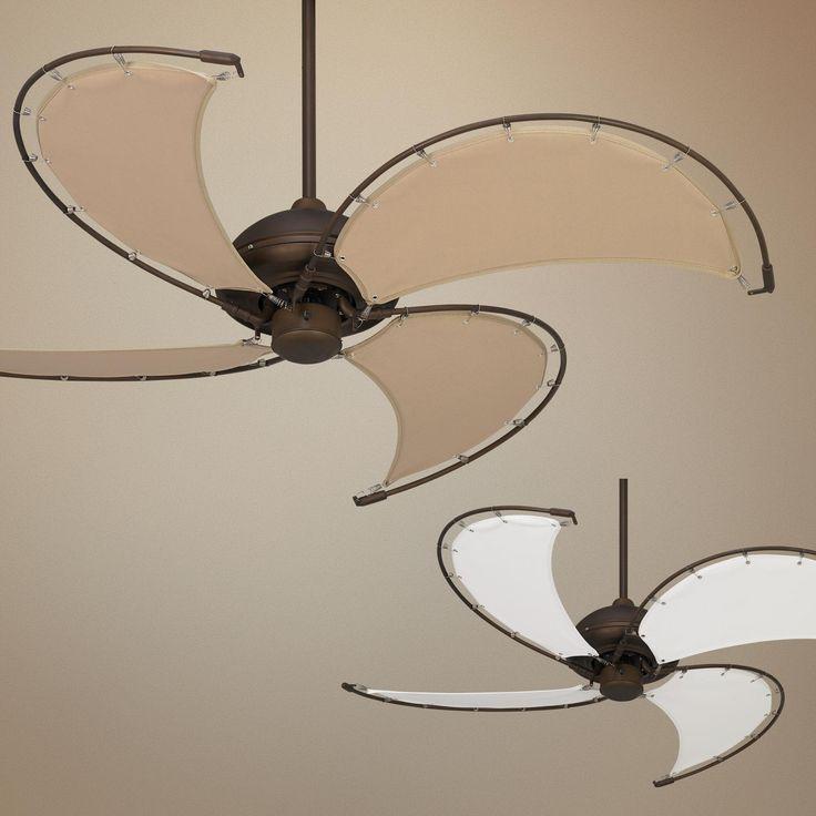 "52"" Cool Vista Oil Rubbed Bronze Ceiling Fan"