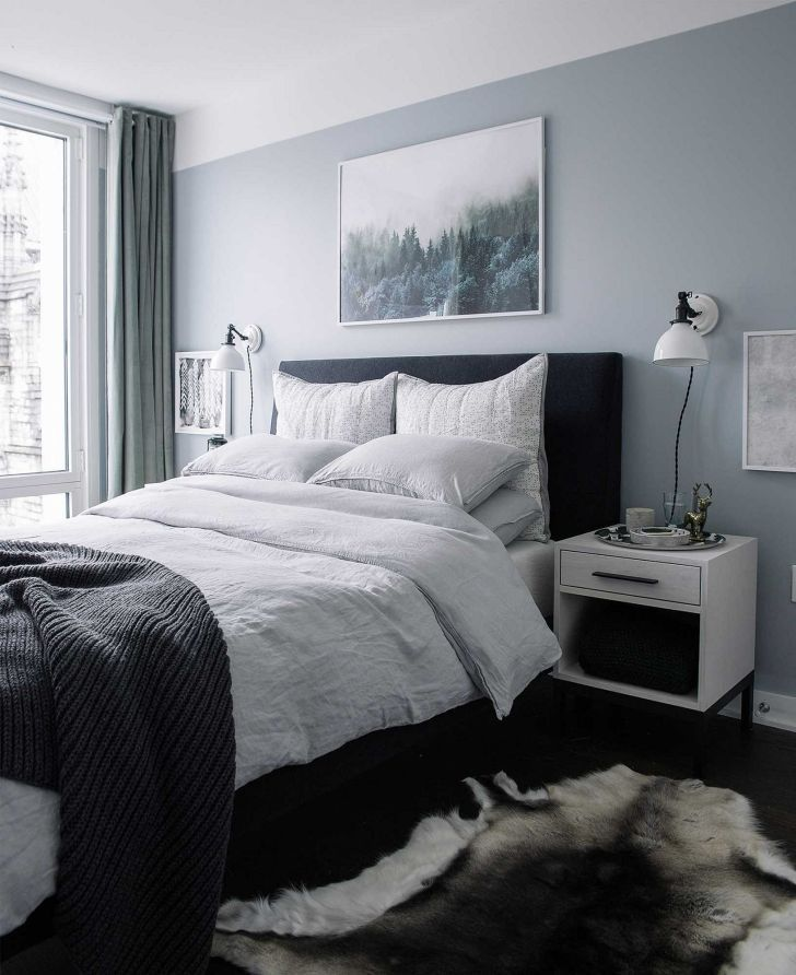 12 Best Tiny Bedroom Decorating Ideas For Small Space Home Diy Grey Colors Color Schemes Colour Scheme