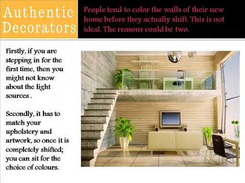 Authentic Decorators is one of the best interior decorators in Delhi, who believe in converting your dreams into reality by designing and creating the best living spaces. Also we are Commercial and Home interior designers in Delhi. Visit now http://authenticdecorators.com