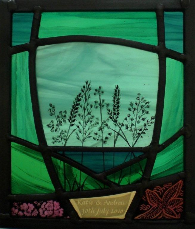 Stained glass - Annie Rie