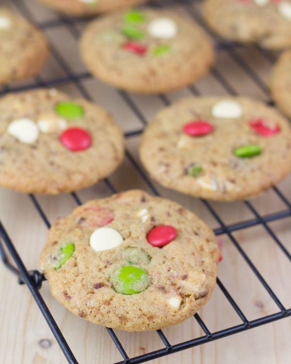 Objetivo: Cupcake Perfecto.: Cookies de Canela y Lacasitos