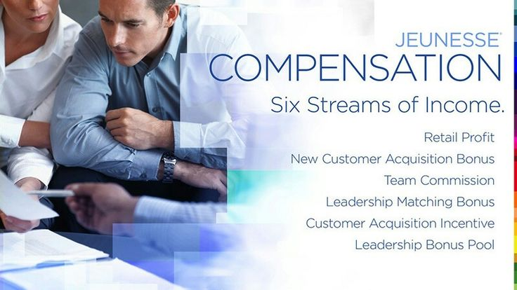 Be Your Own Boss.  6 Streams Of Income with Jeunesse Global Compensation Plan.   Join now and Live worry Free.   www.LovelierYou.JeunesseGlobal.com