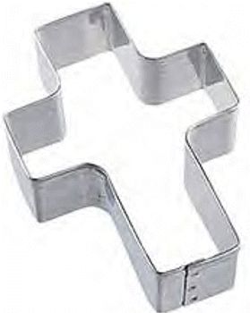 Easter Cross Cookie Cutter