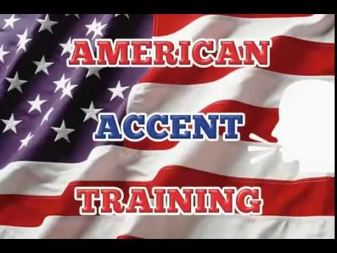 American Accent Training Part 2 - YouTube