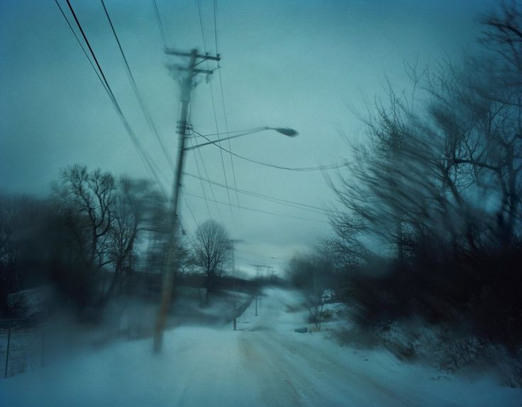 Todd Hido photographs