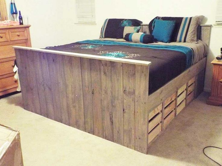 Wooden Pallets Furniture Project