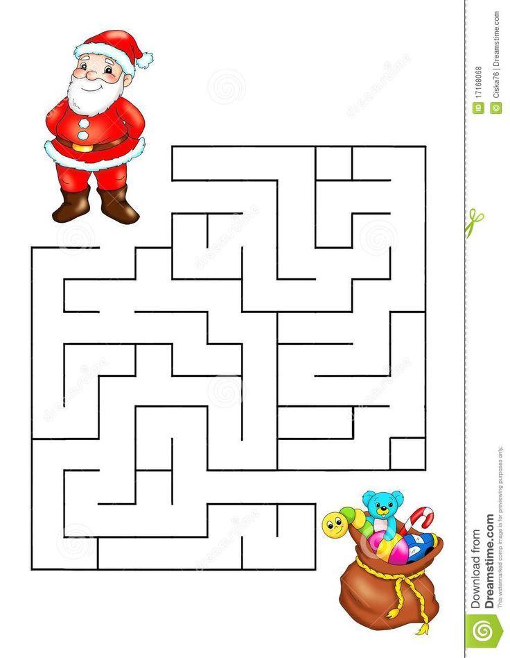 game-67-christmas-labyrinth-17168068.jpg (1009×1300)
