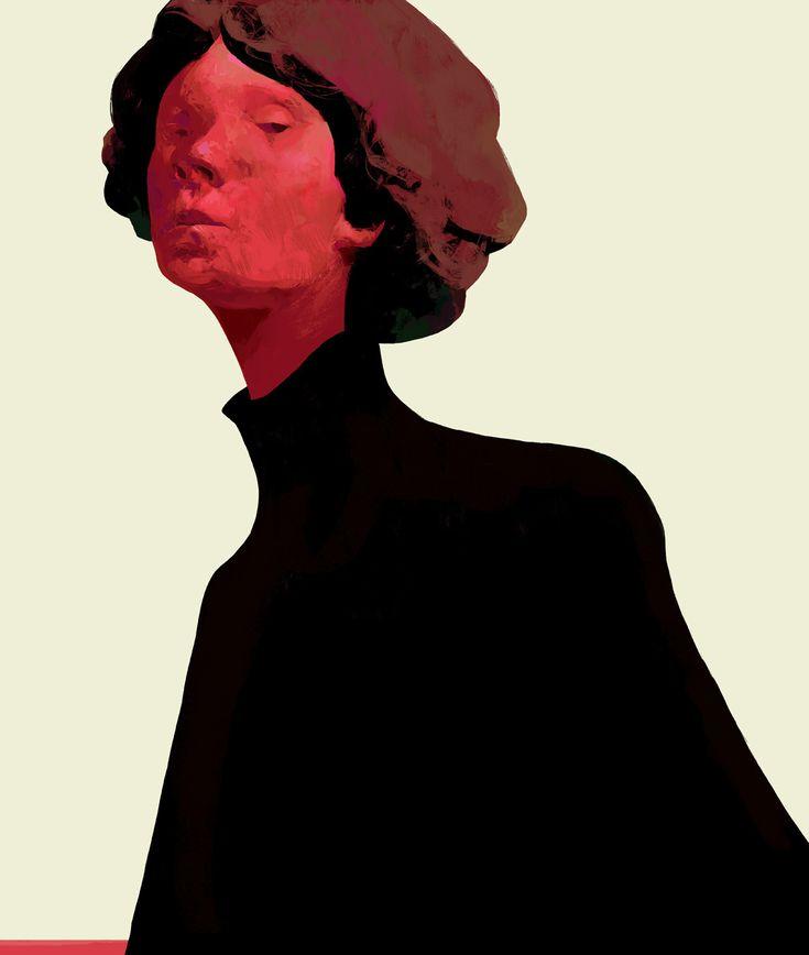 Pink_, Piotr Jabłoński on ArtStation at https://www.artstation.com/artwork/V63V5