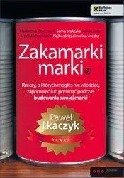 Bliżej Sukcesu...: Zakamarki marki - Paweł Tkaczyk - AudioBook, Mp3