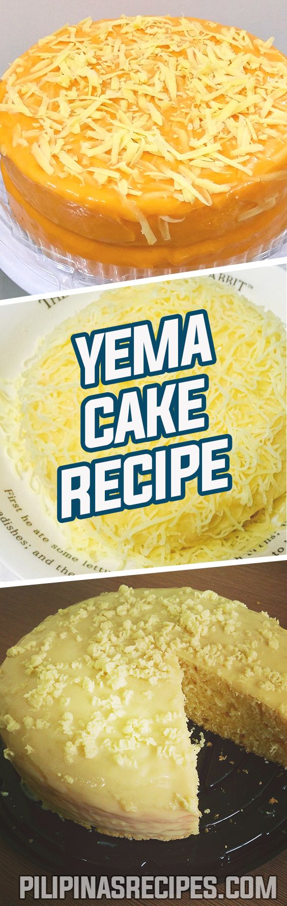 This Yema Recipe is also the basis of the popular truly Filipino invention Yema Cake. People love the combination of the three ingredients because of its rich consistency and not only that if you're looking for some interesting things to do with your Yema, you can actually add it to your homemade Ice Cream, Trifle and yes your Cakes