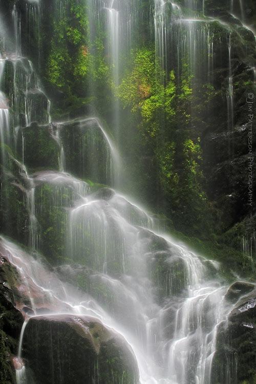 Berry Creek Falls - Big Basin