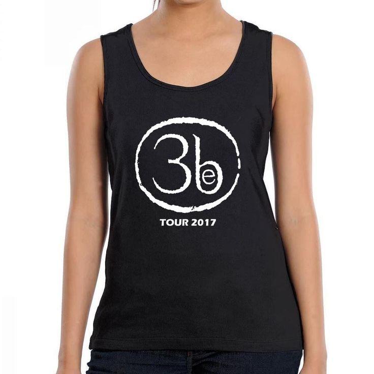 New 2017 tour third eye blind logo Band Women Girly Tank top Black Shirt S-XL