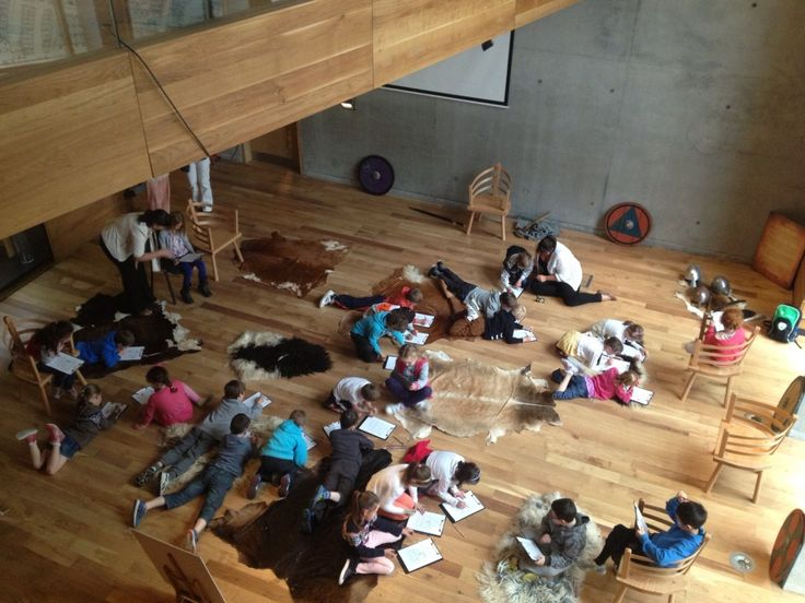 Viking Storytelling & Activities, at the Medieval Museum