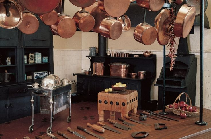 biltmore estate kitchen - photo #1