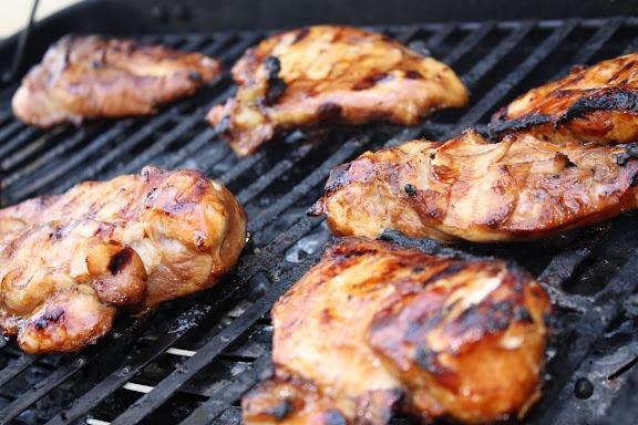 Teryaki Chicken marinade