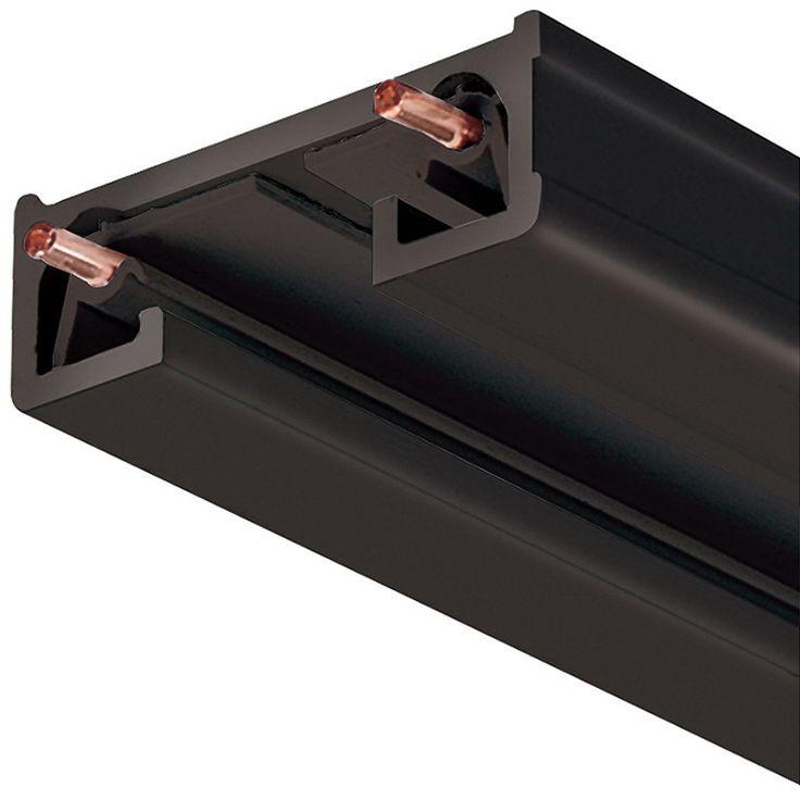 """Juno Lighting R6BL Trac Master Surface/Pendant Single Circuit Track Black,"": ""Juno Lighting Trac Master… #USAOnlineShopping #USAShopping"